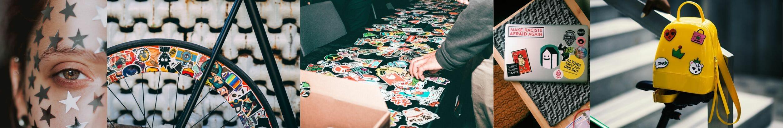 stickers uk