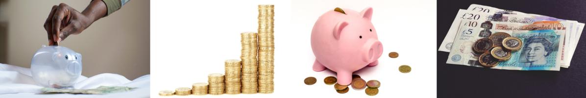 Money and saving money