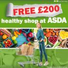 Free £200 Shop at Asda