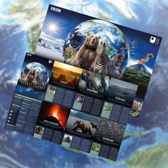Free BBC Perfect Planet Poster