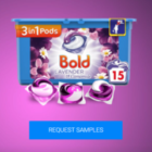 Free Bold Cleaning Pod Samples