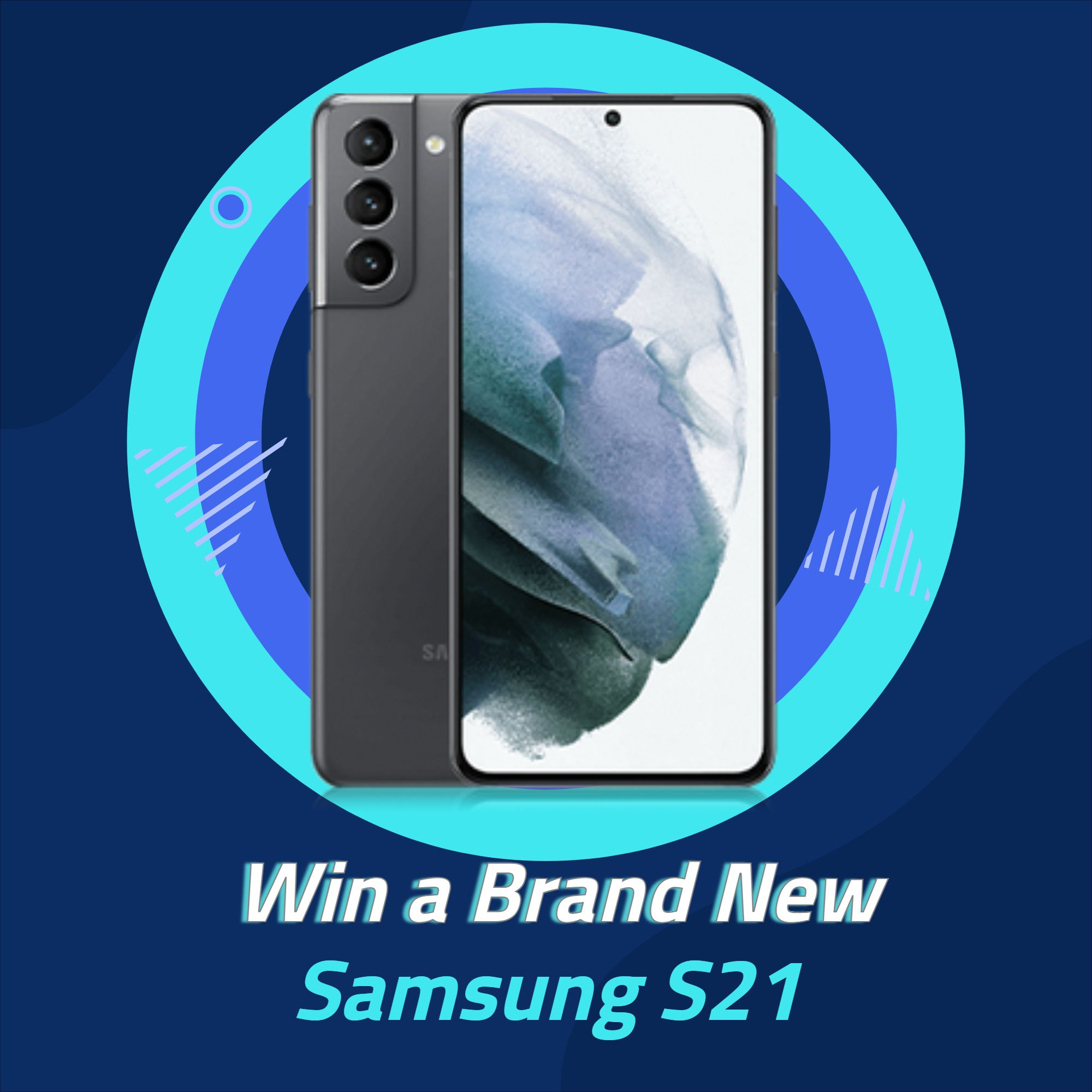 Win the Samsung S21