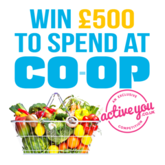 Win £500 to spend at CO-OP