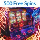 Get Your 500 Free Spins