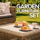 Test & Keep a Garden Furniture Set