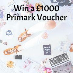 Win a £1000 Primark Gift Card