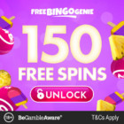 Free Bingo Genie Free Spins
