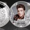 London Mint Office Elvis Presley Coin