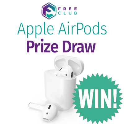 FreeClub Apple AirPods