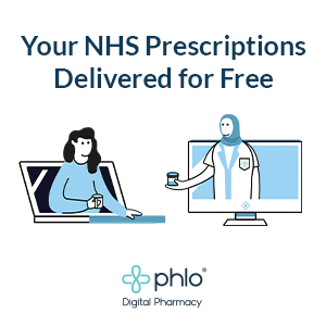 Phlo - Free NHS Prescriptions