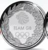 Team GB free medal