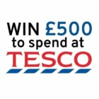 Win £500 to Spend at Tesco